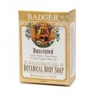 Badger Unscented Botanical Body Soap - 4oz