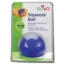 Nova Hand Squeeze Ball- Firm