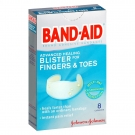 Band-Aid Advanced Healing Blister Cushions for Fingers & Toes - 8ct