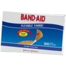 Band-Aid Bandage Flexible Fabric 1