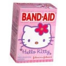 Band-Aid Bandages Hello Kitty Assorted Sizes  - 20