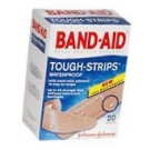 Band-Aid Bandages Tough-Strips Assorted  20ct