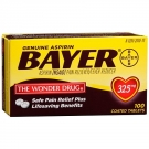 Bayer Aspirin Tablet- 100ct