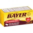 Bayer Aspirin 325mg Coated Tablets- 50ct