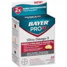 Bayer Pro Ultra Omega-3 Dietary Supplement- 50ct