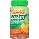 Emergen-C Energy+ Gummies Orange Zest 30ct