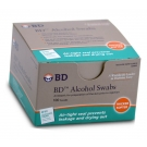 BD Alcohol Prep Swabs - 100 Swabs