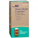 BD Home Sharps Collector 1.4QT