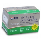 BD Ultra-Fine Pen Needles 32 Gauge, 5/32