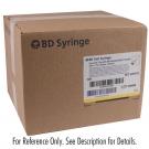 BD Syringe, 20 Gauge, 3cc, 1 1/2