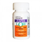Major Aspirin Low 81mg Enteric Coated Tablets Aspirin- 120ct