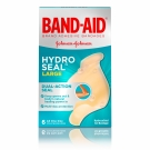 Band-Aid Brand Hydro Seal Large All Purpose Adhesive Bandages- 6ct