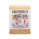 Grandma's Goat's Milk Beauty  Bar with Almond & Oatmeal- 4oz ** Extended Lead Time **