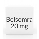 Belsomra (Generic Suvorexant) 20mg Tablets- 30ct Pack