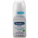 Benadryl Spray Extra Strength 2 oz