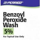Perrigo Benzoyl Peroxide Acne Wash 5% - 8oz