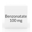 Benzonatate 100mg Capsules (Greenstone)