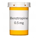 Benztropine 0.5mg Tablets