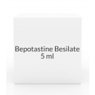 Bepotastine Besilate 1.5% Ophthalmic Solution- 5ml