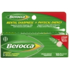 Berocca Effervescent Tablets, Mixed Berry- 10ct