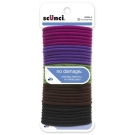 Scünci No Damage Elastics, Berry, 32ct- 3 Packs