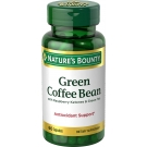 Nature's Bounty Green Coffee Bean with Raspberry Ketones & Green Tea Capsules 60ct