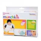 Munchkin Travel Ware Disposable Bibs- 24ct