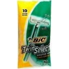 Bic Twin Shavers Men Sensitive Skin 10-Pack ***DISCONTINUED***
