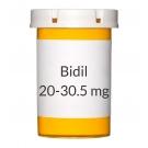 Bidil 20-30.5mg Tablets