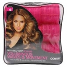 Conair® Styling Essentials Mega Hold Self Grip Rollers, 9ct- 2 Pack ** Extended Lead Time **