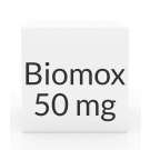 Biomox  (Amoxicillin) 50 mg Tablets