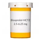 Bisoprolol-HCTZ 2.5-6.25mg Tablets (Generic Ziac)