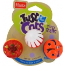 Hartz® Bizzy Balls Cat Toys- 3pk ** Extended Lead Time **