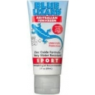 Blue Lizard Sport Australian Sunscreen SPF 30+ (3oz Bottle)***PRODUCT DISCONTINUED SPECIAL PRICE****