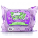 Boogie Gentle Saline Wipes for Little Noses, Great Grape - 30 count