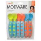 Boon Modware Toddler Utensils Blue/Dark Blue/Orange 6ct