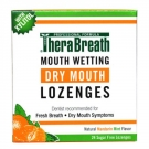 TheraBreath Lozenges Mandarin Mint - 24ct