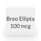 Breo Ellipta 100-25mcg  Inhaler - 60 Blisters (30 Doses)