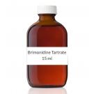 Brimonidine Tartrate 0.15% Ophthalmic Solution - 15 ml Bottle