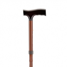 NOVA Medical Products Folding Cane, Bronze