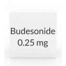 Budesonide 0.25mg/2ml Suspension (30 x 2ml Vials per Box)