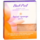 Buf-Puf Facial Sponge, Gentle- 1ct