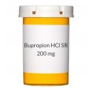 Bupropion HCl SR 200 mg Tablets (Generic Wellbutrin SR)