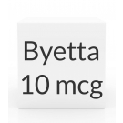 Byetta 10 mcg/ 0.04 ml Pen Injection -2.4 ml Pen Cartridge