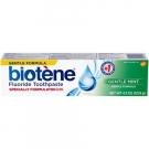 Biotene Fluoride Toothpaste Gentle Mint - 4.3 oz.