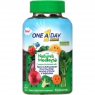One A Day Kids with Nature's Medley Multivitamin Gummies, 110ct
