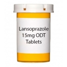 Lansoprazole 15mg ODT Tablets