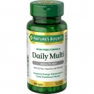 Nature's Bounty Daily Multivitamin 50+ Adults - Caplets - 80ct