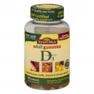 Nature Made Vitamin D3 Adult Gummies Assorted Fruit 90ct