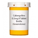 Cabergoline 0.5mg 8 Tablet Bottle (Greenstone)